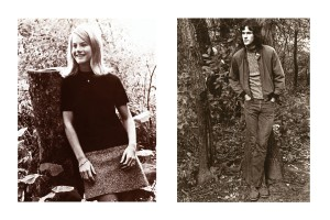 Susie & David 1971