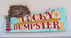 Lucky Dumpster