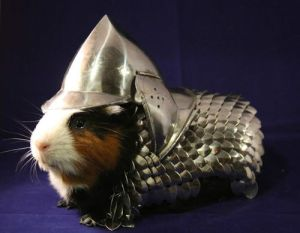 steampunk guinea pig