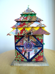 Lisa's birdhouse 2