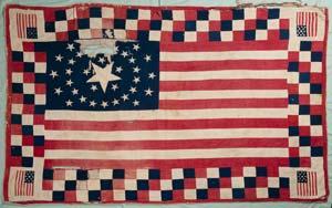 1864-FlagQuilt